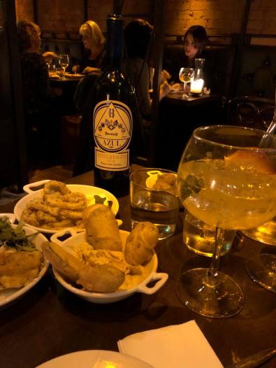 Guelbenzu Azul and Tapas